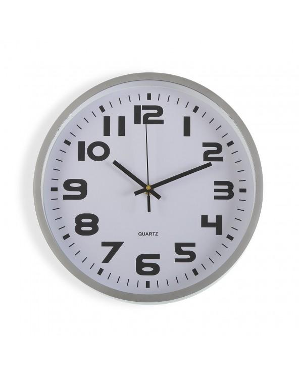 Reloj cocina plata 30.5 cm...