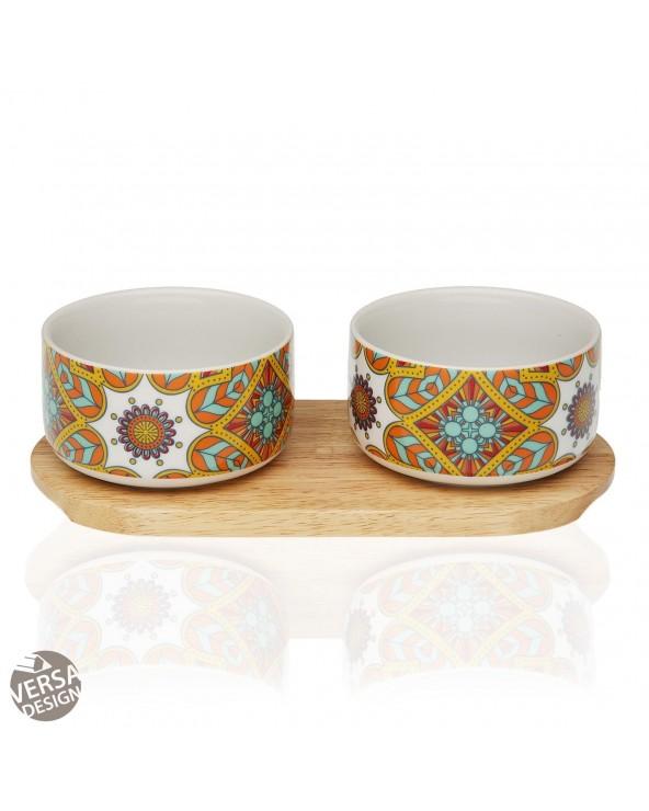 Set 2 bowl Audrey xx5...