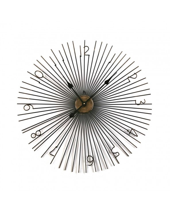 Reloj de pared metal 69 cm...