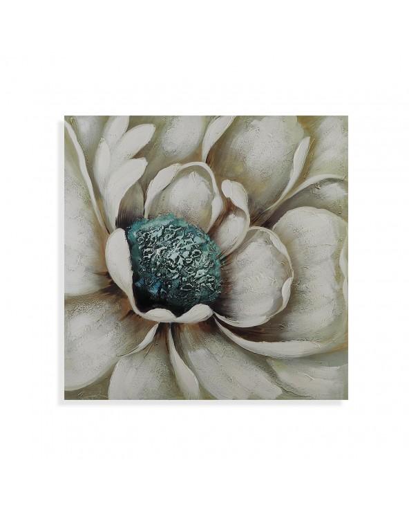 Cuadro flor 2.8x80x80 lienzo