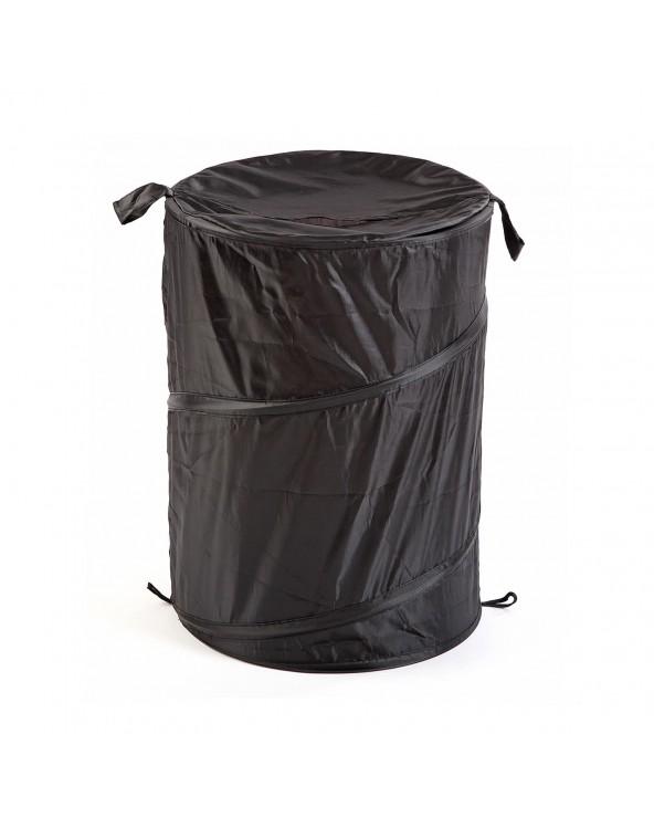 Cesto ropa negro 40x40x55...