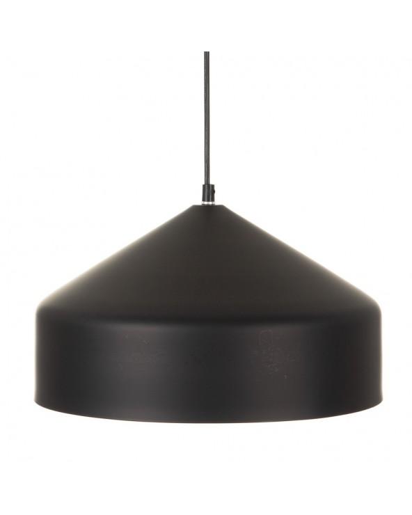 Lámpara techo negro...