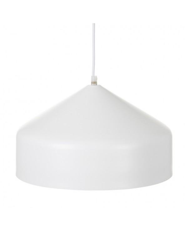Lámpara techo blanco...
