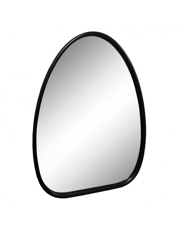 Espejo negro metal...