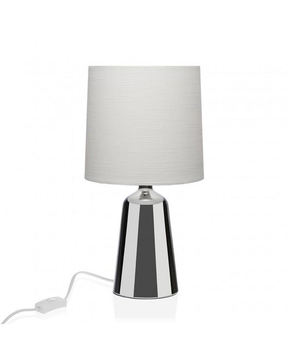 Lámpara de mesa metal...