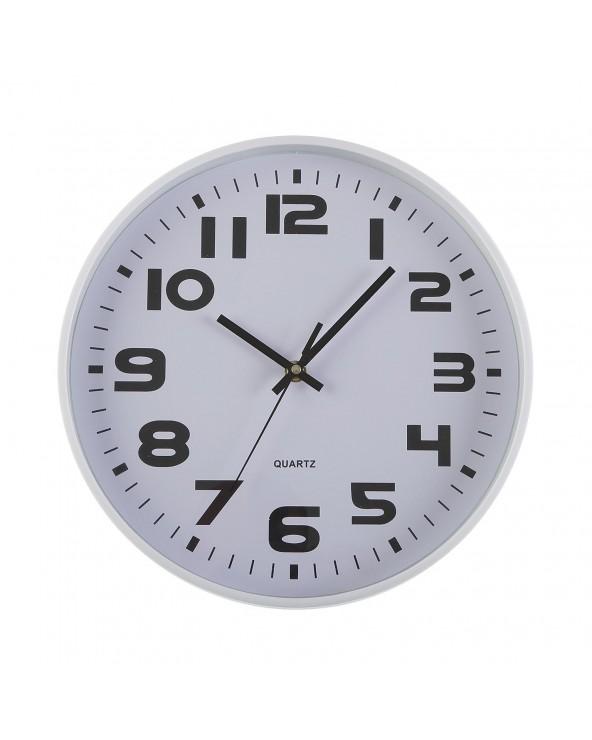 Reloj cocina blanco 30x30...