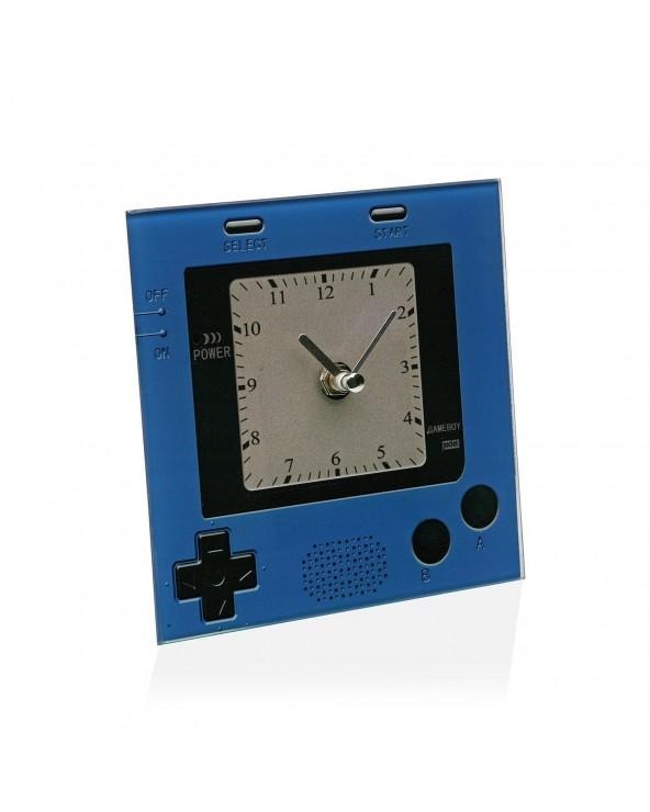 Reloj de cristal cuadrado...