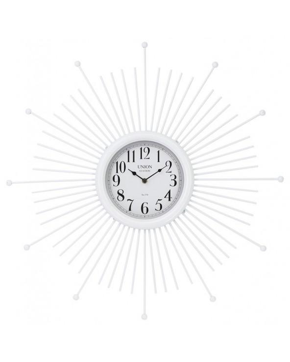 Reloj pared metal 68x68x6.5...
