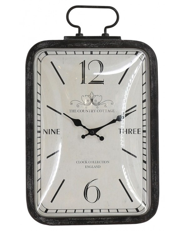 Reloj pared metal...