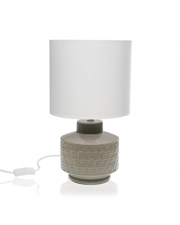 Lámpara de mesa greek beige...