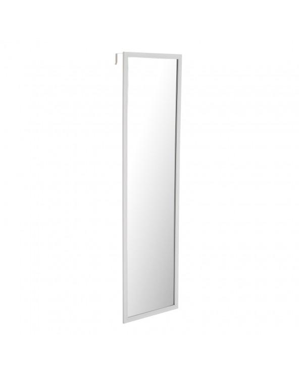 Espejo marco blanco Mirek...