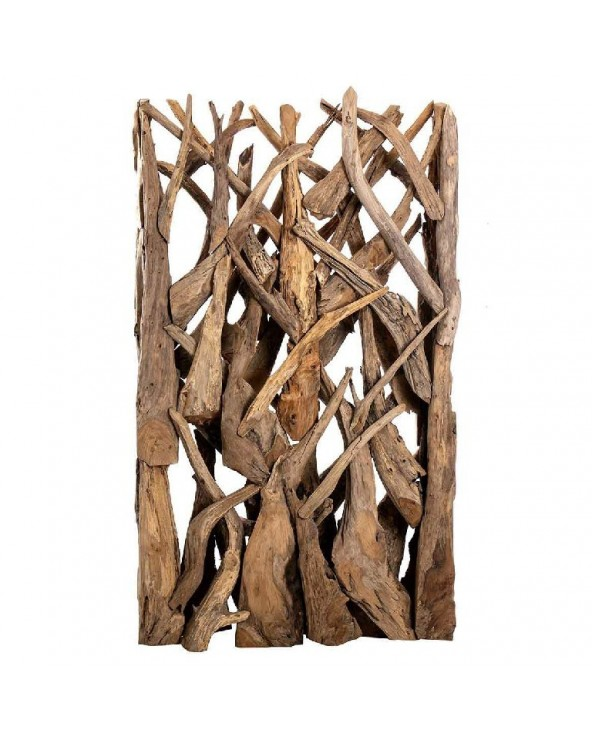 Biombo Pradesh madera de...
