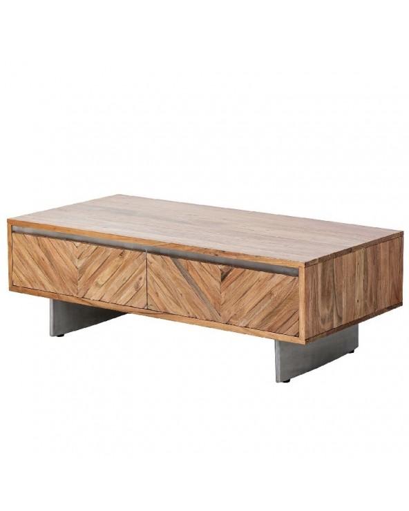 Mesa Mysore madera acacia...
