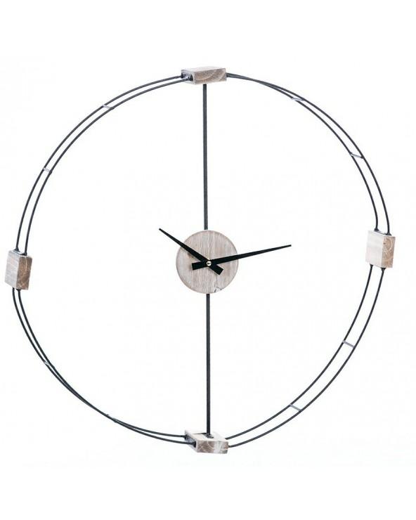 Reloj Villena pared madera...