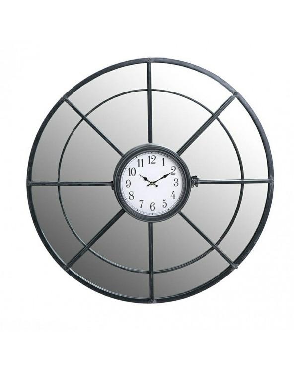 Reloj Totana metal gris...