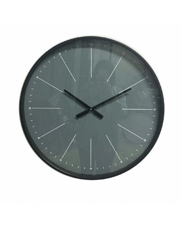 Reloj Vallis cristal madera...