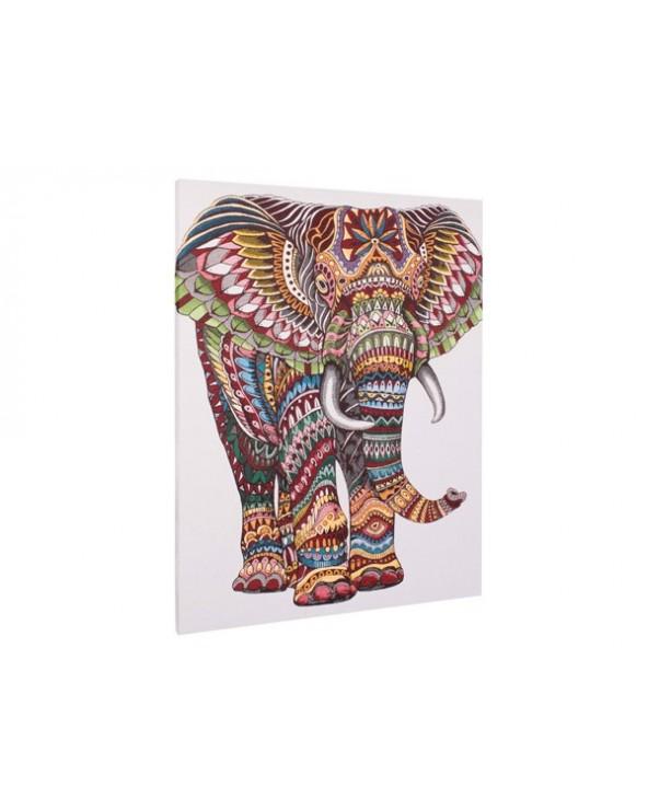 Tapíz Enmarcado Elefante...