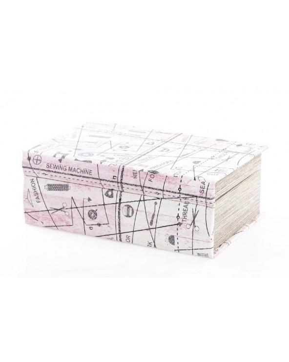 Caja libro modelo 23...