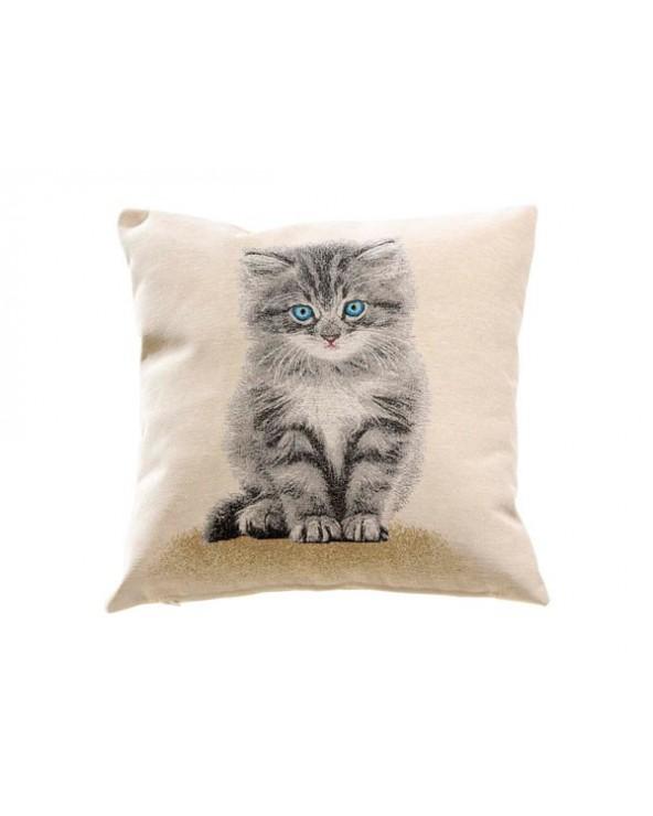 Cojín Cat Omar Poliéster...