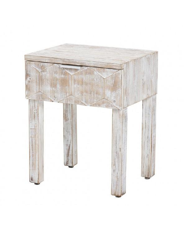 Mesita Liani 1 cajón madera...