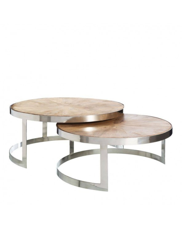 Set 2 mesas centro Alesón...