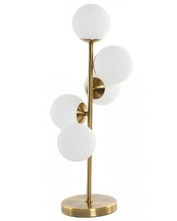 Lámpara de mesa Kadi metal...