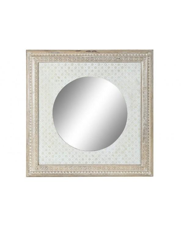 Espejo pared Hindú madera...