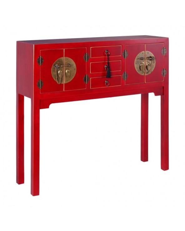 Consola Japan rojo 4...