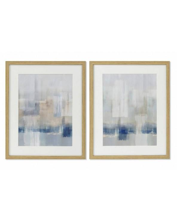Set 2 cuadros abstractos...