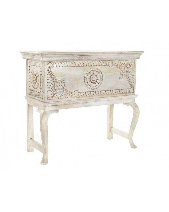 Mueble baúl Andaman blanco...