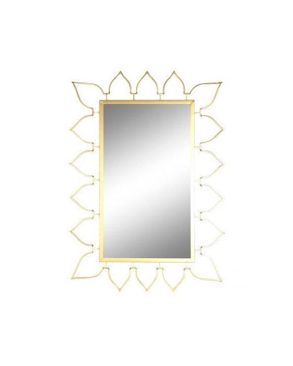 Espejo Nara cristal metal...