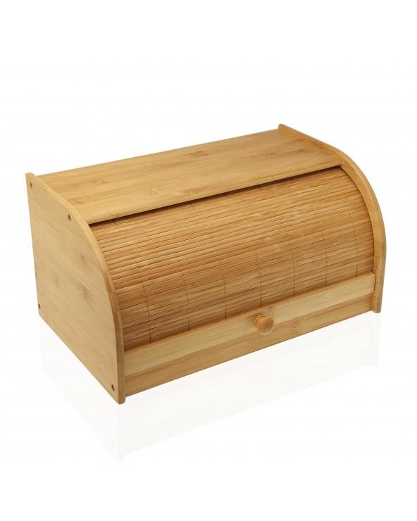 Panera de bambú...