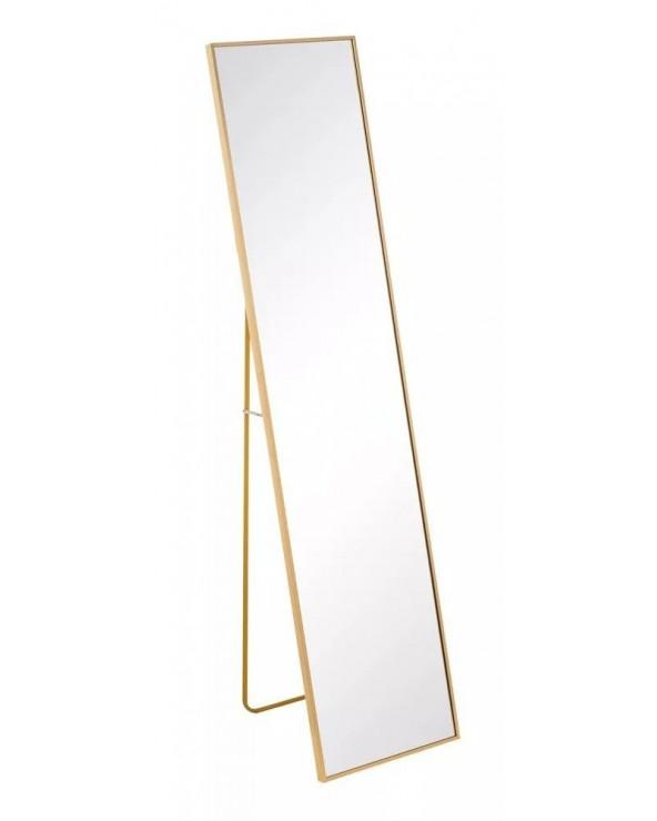 Espejo de suelo Abene metal...