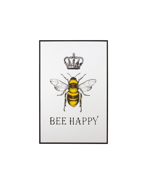 Cuadro abeja reina lienzo...
