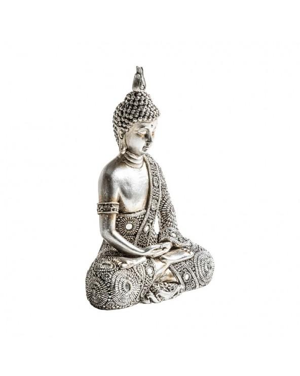 Figura Budha pequeña nacar...