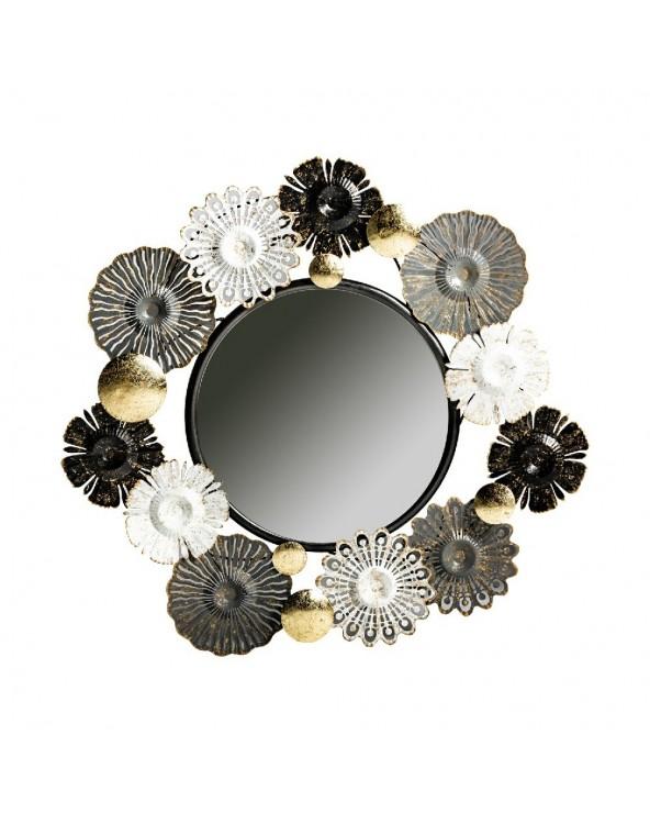 Espejo círculos marco de...