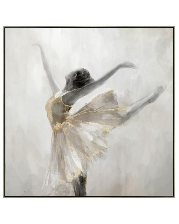 Cuadro enmarcado Bailarina...