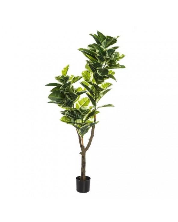 Planta Roble PVC verde 175...